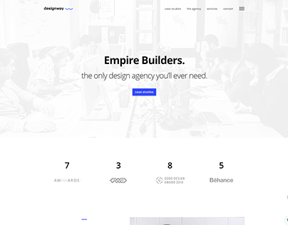 Design Agency HTML Template