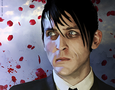 My obsession with Oswald Cobblepot part 2