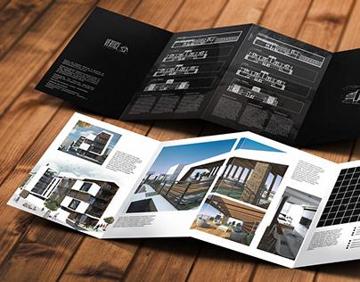 Diseño folleto