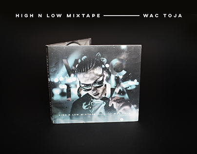 WAC TOJA - HIGH N LOW MIXTAPE / 2016