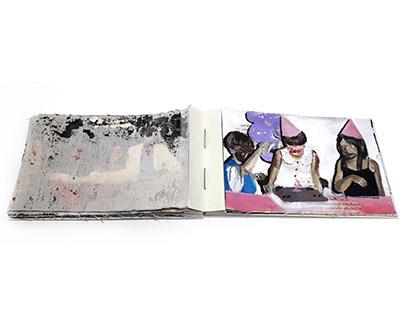 Livro de artista (Eles não existem mais)