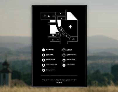 Church Map Directory | Village West Family Church