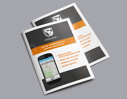 Product Brochure - Mobile App