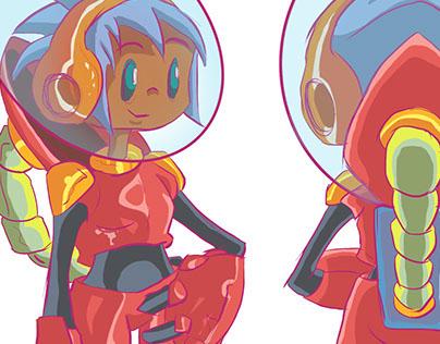 Space Ranger Character Sheet