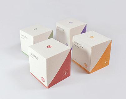 Evripos Tea Packaging