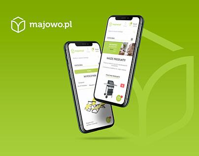 Majowo.pl – Branding
