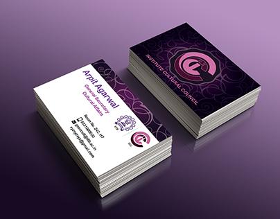 Product Identity design: IIT Bombay ICC