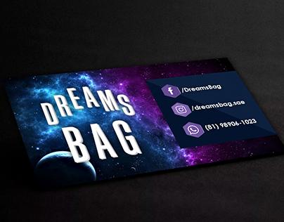 Cartão de Visita | Dreams Bag