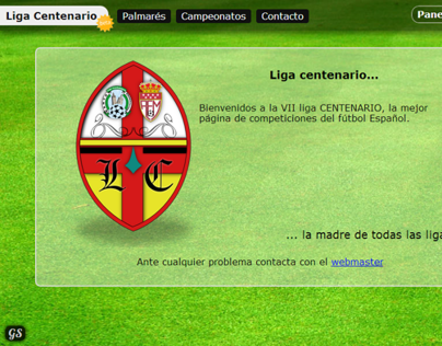 Liga Centenario