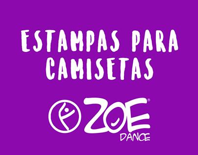 Coleção Camisetas ZOE Dance®