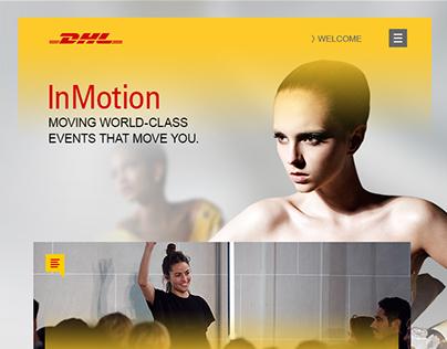 DHL ˙ InMotion
