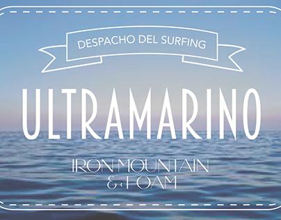 BRANDING / Ultramarinos (Despacho del surf)