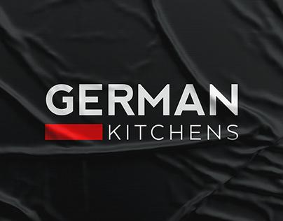 German Kitchens — Branding & Website
