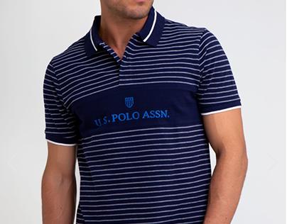 U.S. Polo Assn. Men's Knits