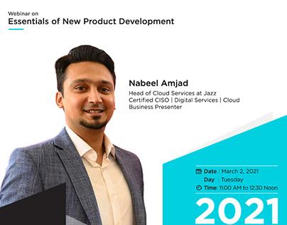 Essentials of New Product Development Webinar Design