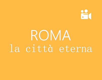 ROMA | la città eterna