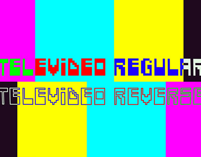 Televideo Font