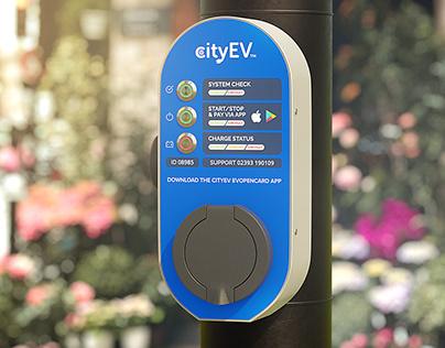 CityEV Product Illustrations