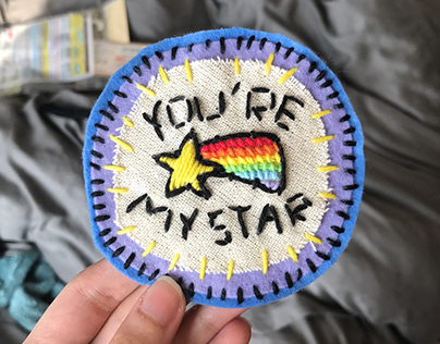 You're my star patch