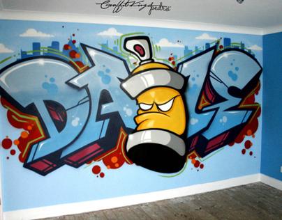 Graffiti | In my room