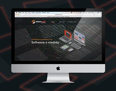 Modaltech Web Design