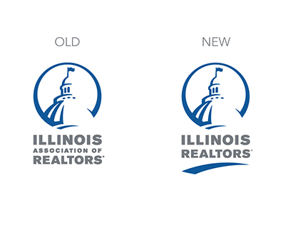Illinois REALTORS® Logo/Branding Revamp