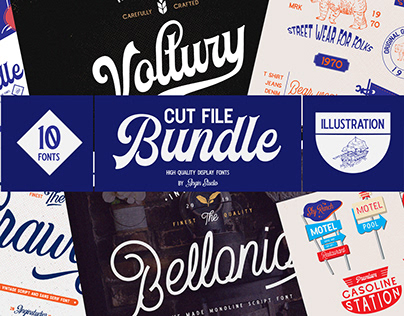 Cut file Bundle VOl.1