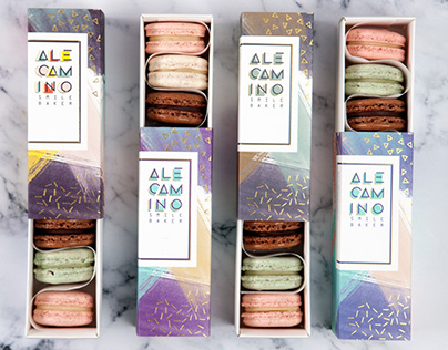 ALE CAMINO – SMILE BAKER PACKAGING