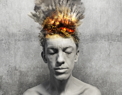 Graphic Art : in my head project / N°1