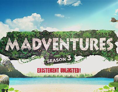 Madventure Season 3