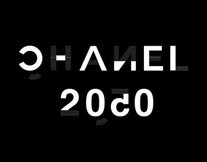 Chanel Haute Couture 2050