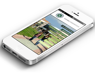 Kocaeli University iPhone App v2