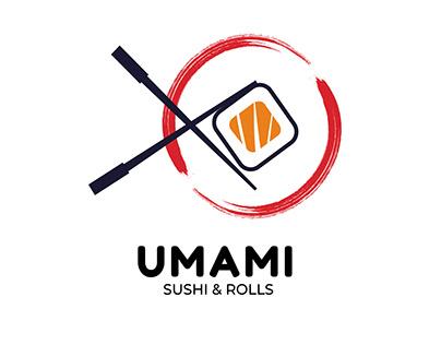 Imagen Corporativa Umami Sushi &Rolls