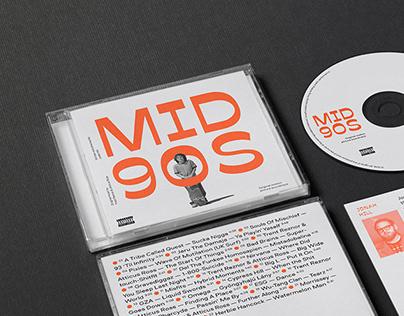 ost mid90s cd album concept