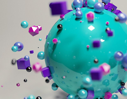 Cinema 4D Personal Projects