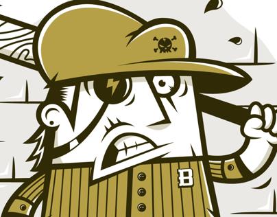 Hooligan Illustration