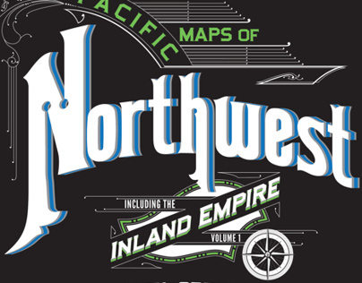 Maps of the Northwest Vol. 1