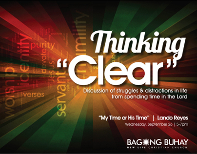 Thinking Clear