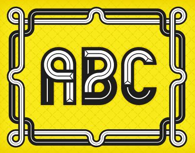 Le Baron - Free Font Family