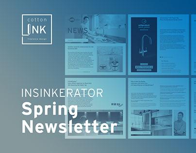 InSinkErator Newsletter | 2019