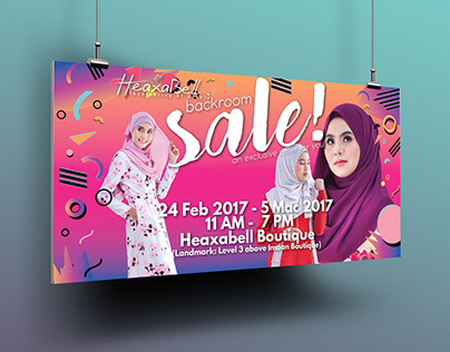 Heaxabell Boutique Promo