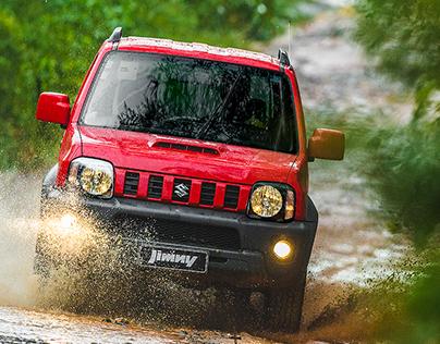 Photography - Suzuki Jimny 4All