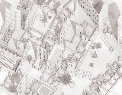 Dystopia of The Urban block