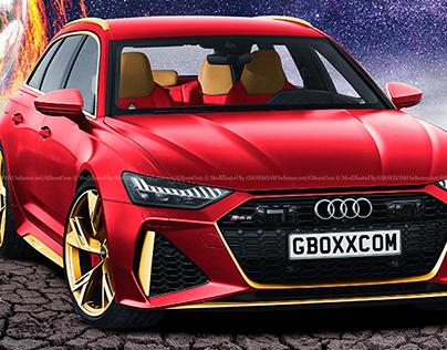 2020 Audi RS6 Avant Iron Man Edition