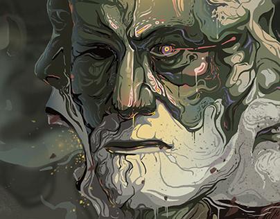 [Illustration] Sigmund Freud: Psychoanalysis