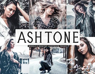 Free Ash Tone Mobile & Desktop Lightroom Preset