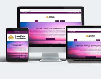 TravelCoin Foundation Redesign