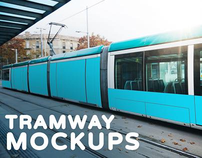 Tramway Signage Mockups