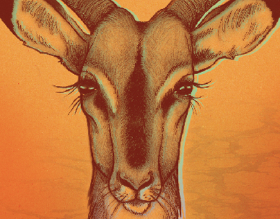 Tame Impala Detroit Gig Poster