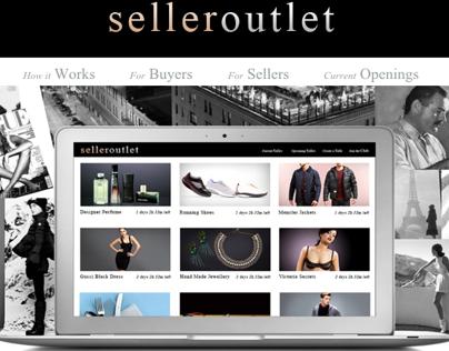 Selleroutlet Responsive Website
